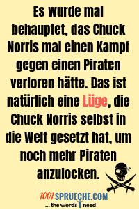Lange Chuck Norris Witze