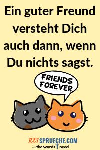 Sprüche zum Nachdenken Freundschaft