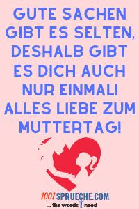 Muttertagssprüche (50+) Liebevoll, Kurz & Lustig | Zitate