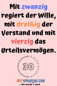 Sprüche Zum 30 Geburtstag 2 34 Lustig Originell Herzlich