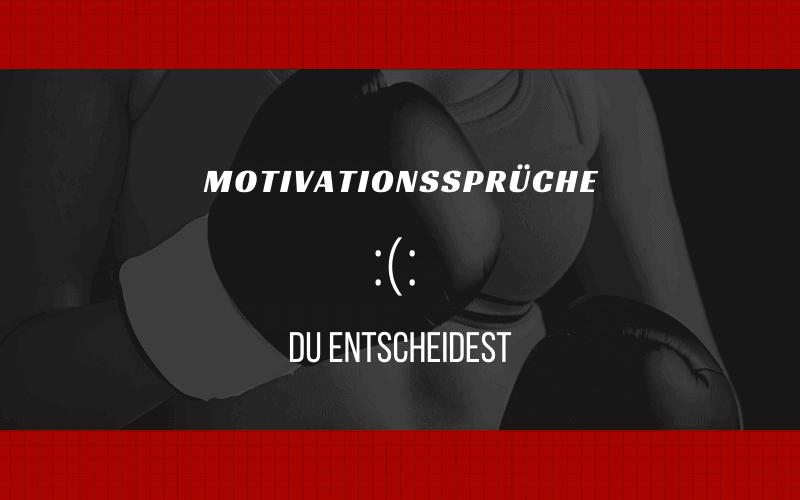 Motivationssprüche Titelblild