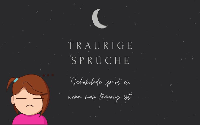 Traurige Spruche 88 Zum Nachdenken Weinen 2019