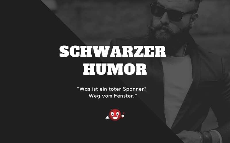 Schwarzer Humor Titelbild