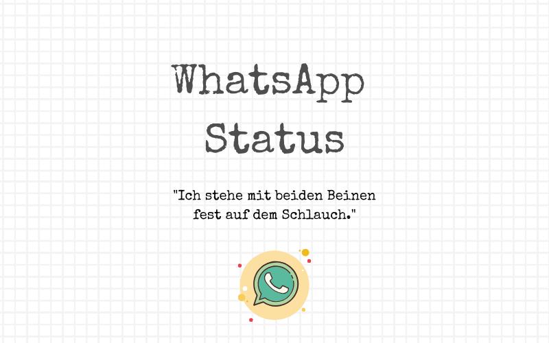 Whatsapp Schreibt Status