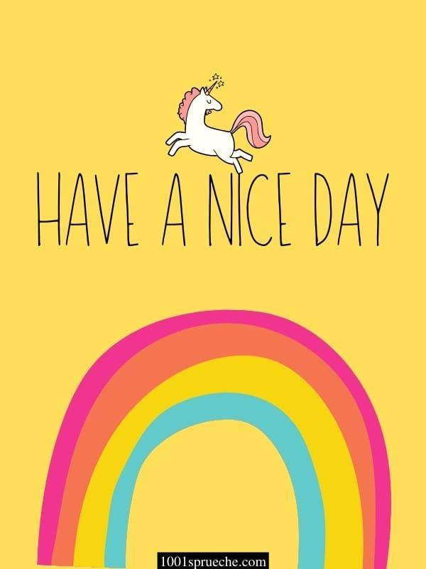 Schönen Tag