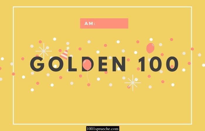 Einladungstext 100. Geburtstag