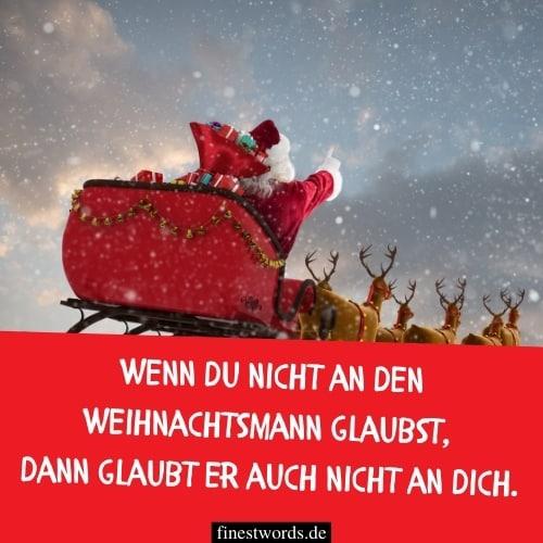 Kurze Weihnachtssprüche