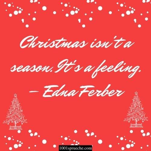 Besinnliche Weihnachtsgrüße auf Englisch