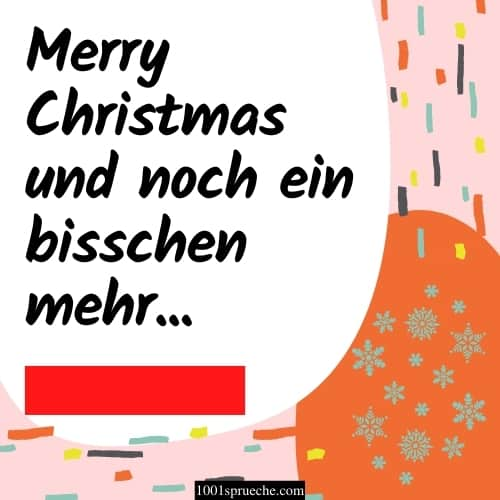 Kurze Weihnachtswünsche für WhatsApp
