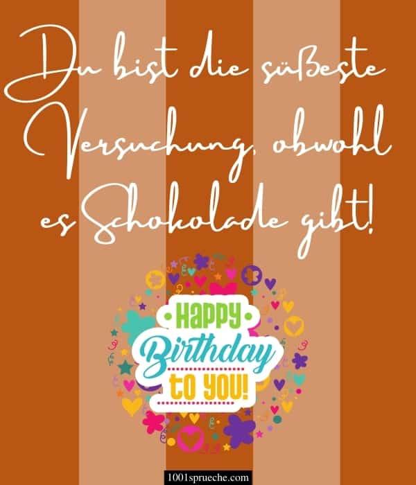 Lustige Geburtstagssprüche für Frauen