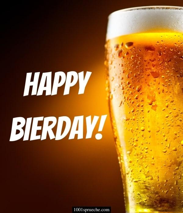 Geburtstagswünsche für Männer