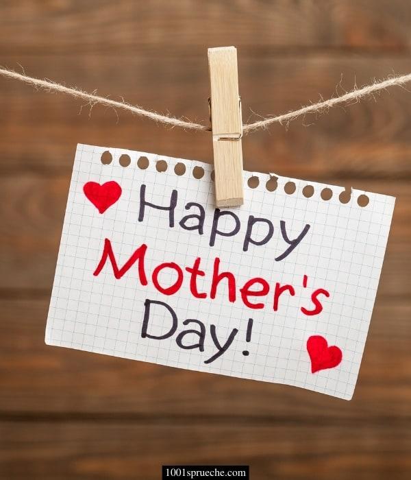 Liebevolle Muttertagssprüche
